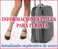 INFORMACIONES ÚTILES ADVERTENCIAS
